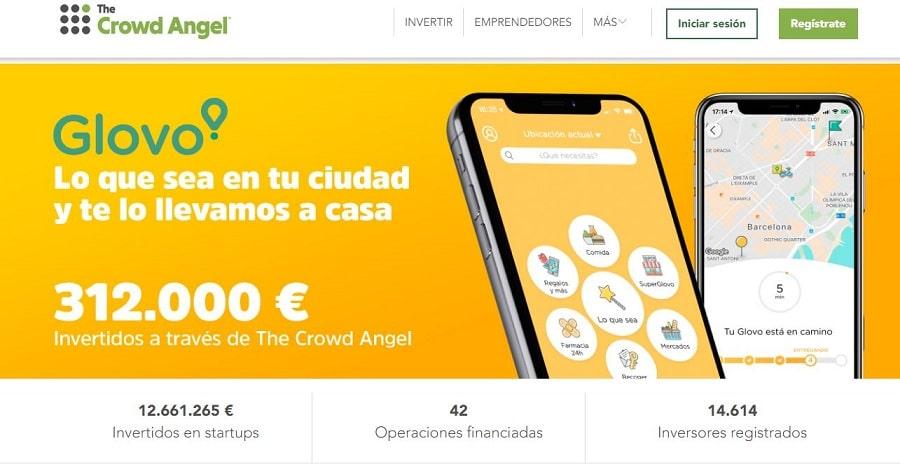 crowdAngel la plataforma de crowdfunding empresarial que merece la pena invertir